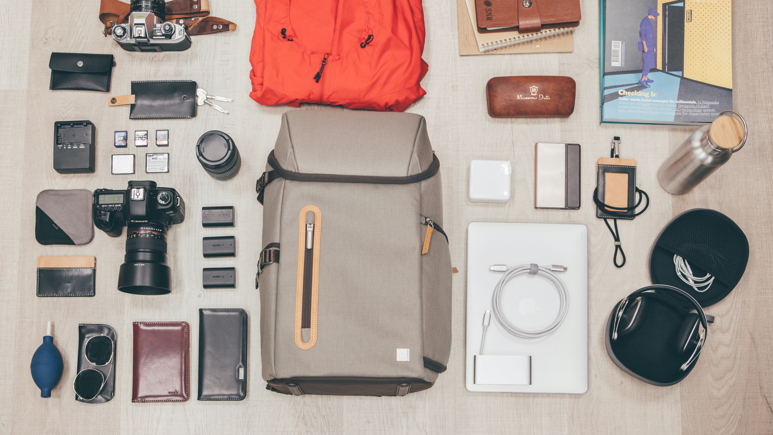 Arcus Multifunctional Backpack-image