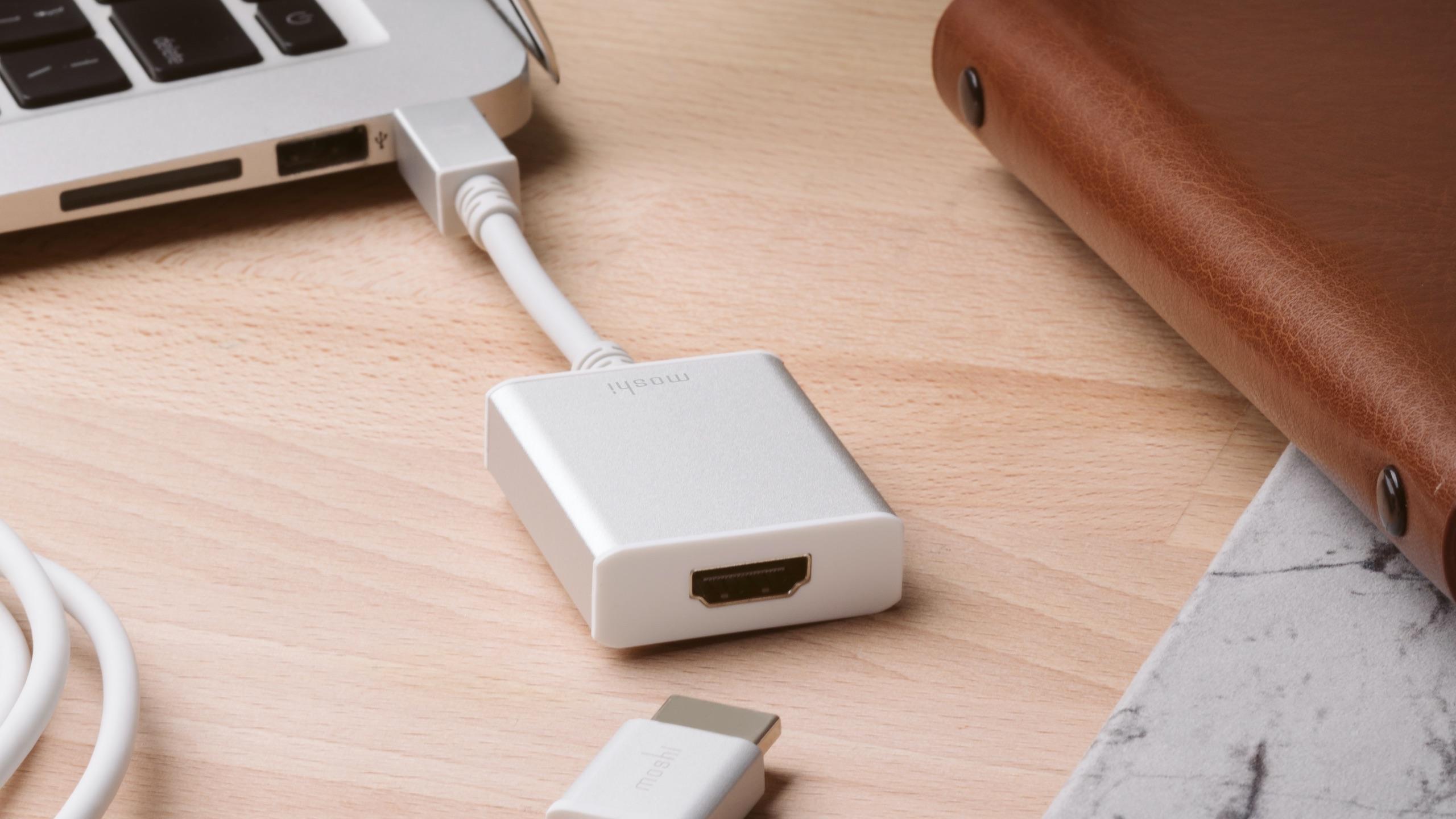 Mini DisplayPort to HDMI Adapter (4K)-image