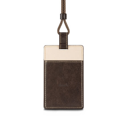 View larger image of: Vegan Leather Badge/ID Holder-1-thumbnail