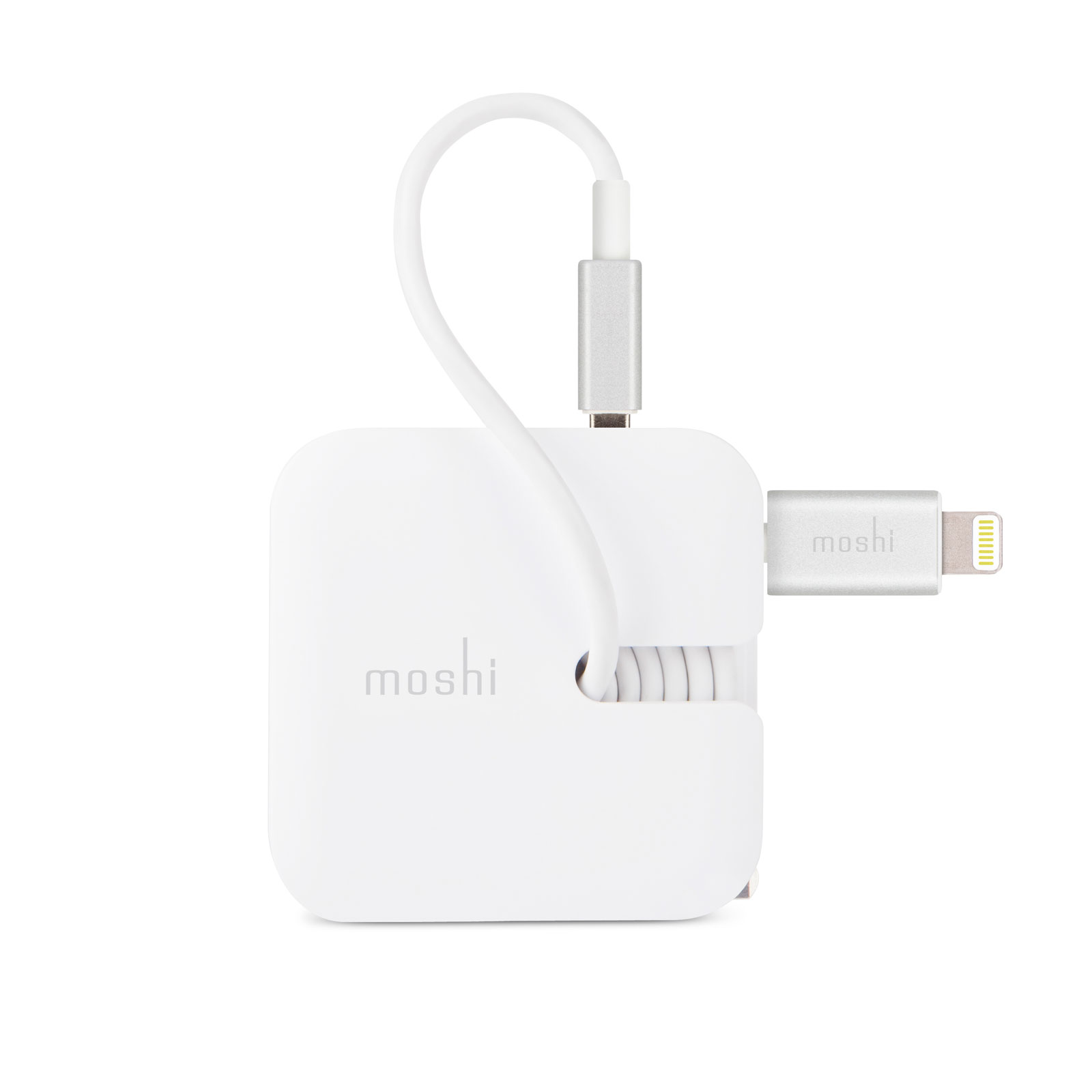 Wall Charging Kit with 2 USB-A Ports-image