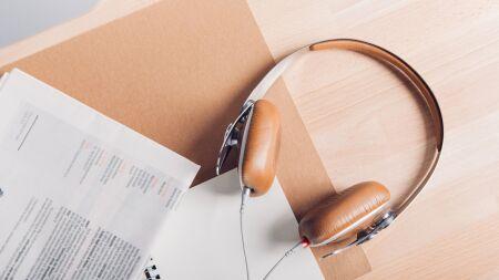 View larger image of: Avanti C USB Type-C On-ear Headphones-1-thumbnail