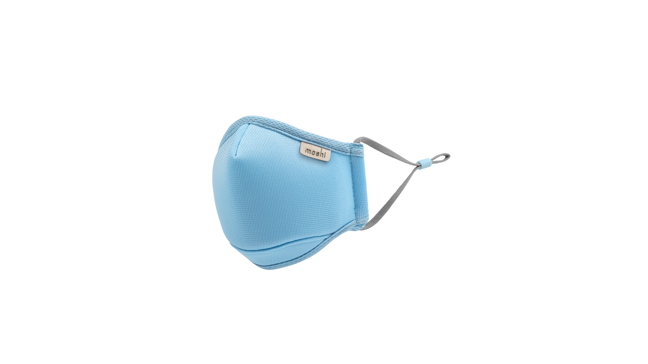 OmniGuard™ Kids Mask with 3 replaceable Nanohedron™ filters-image