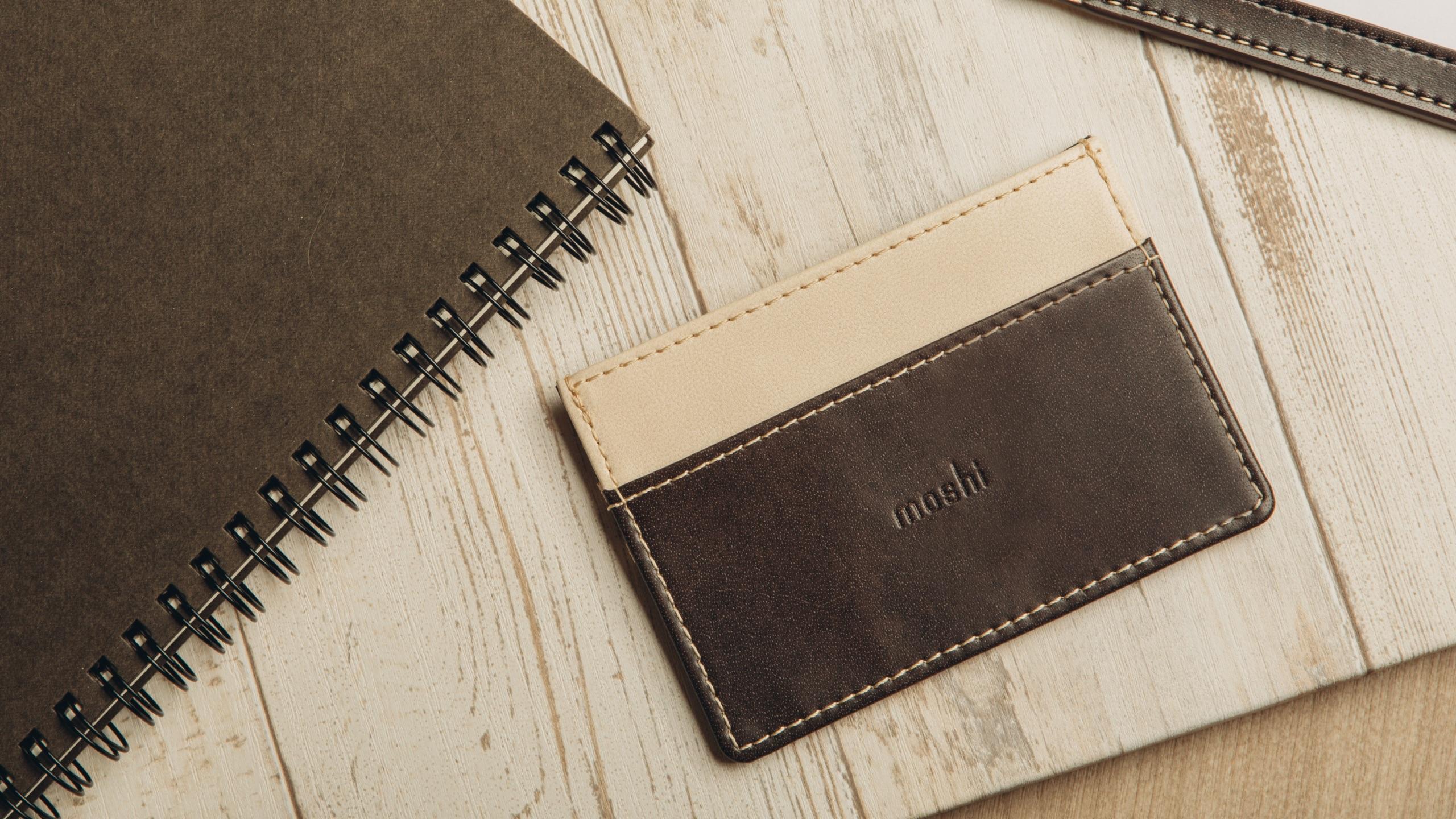 Lightweight Vegan Leather Slim Wallet-image