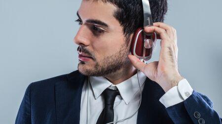 View larger image of: Avanti C USB Type-C On-ear Headphones-3-thumbnail