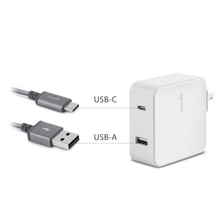 View larger image of: ProGeo USB-C Wall Charger (42 W)-2-thumbnail