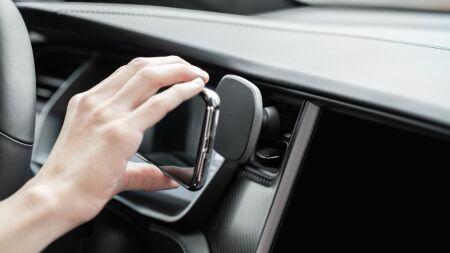 View larger image of: SnapTo Universal Car Mount-4-thumbnail