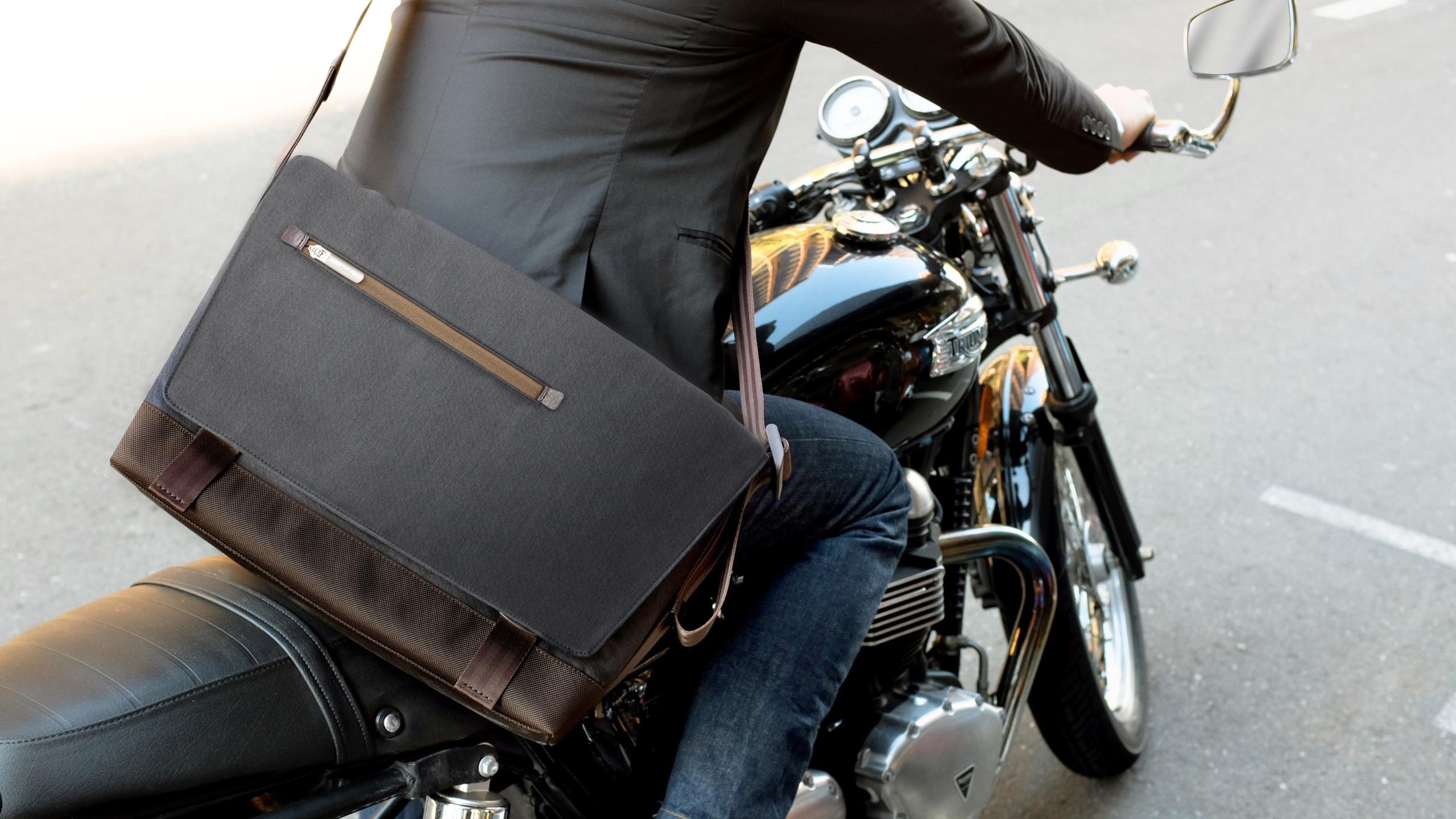 Aerio Laptop Messenger Bag-image