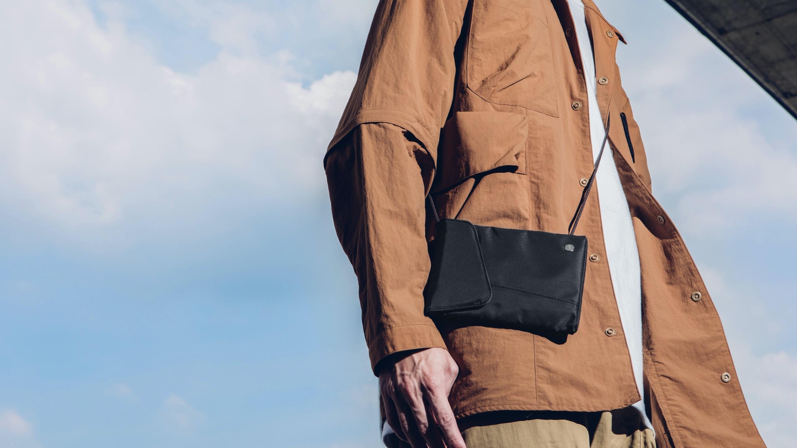 Aro Mini Slim Crossbody Bag-image