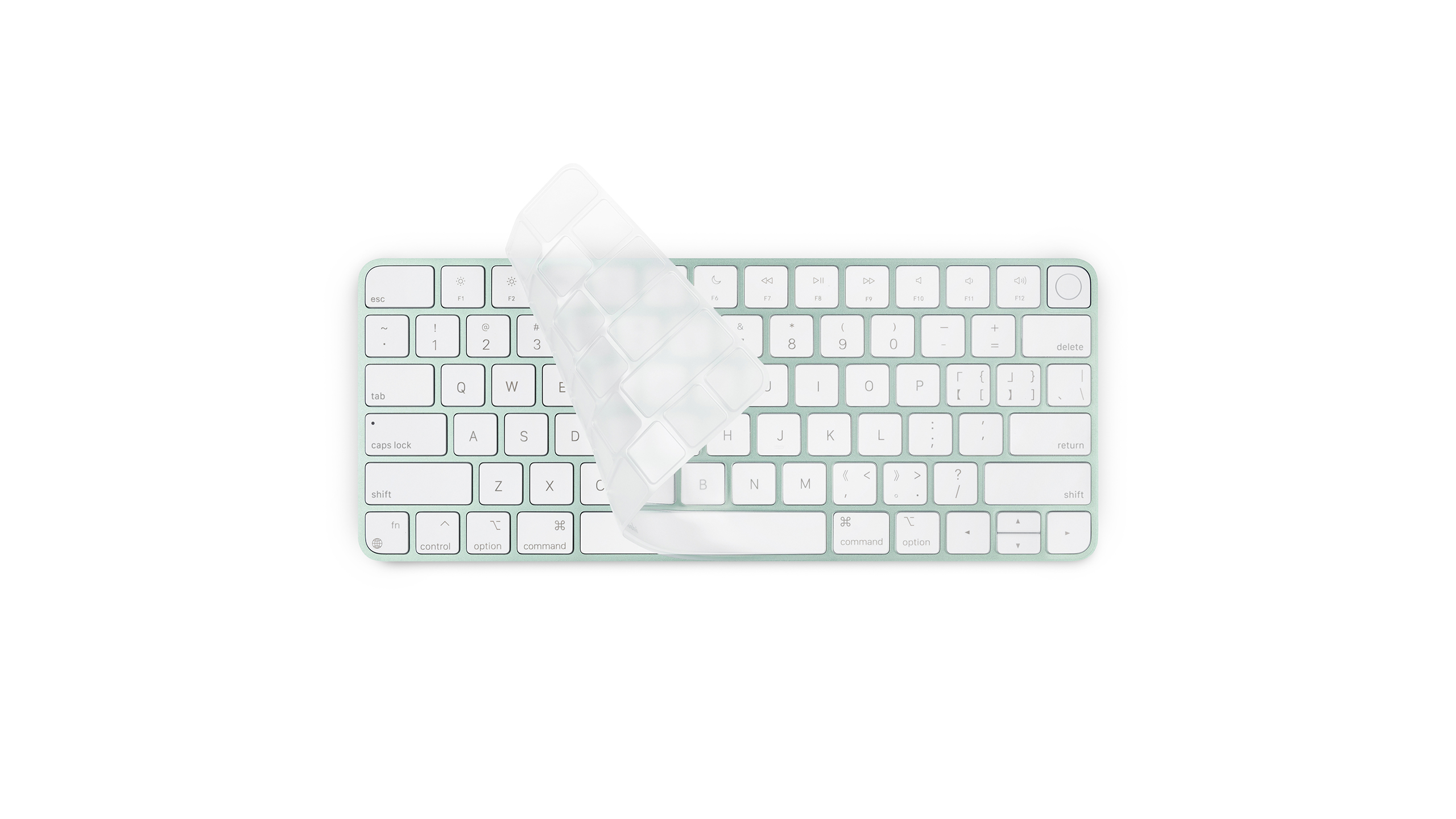 ClearGuard Keyboard Protector-image