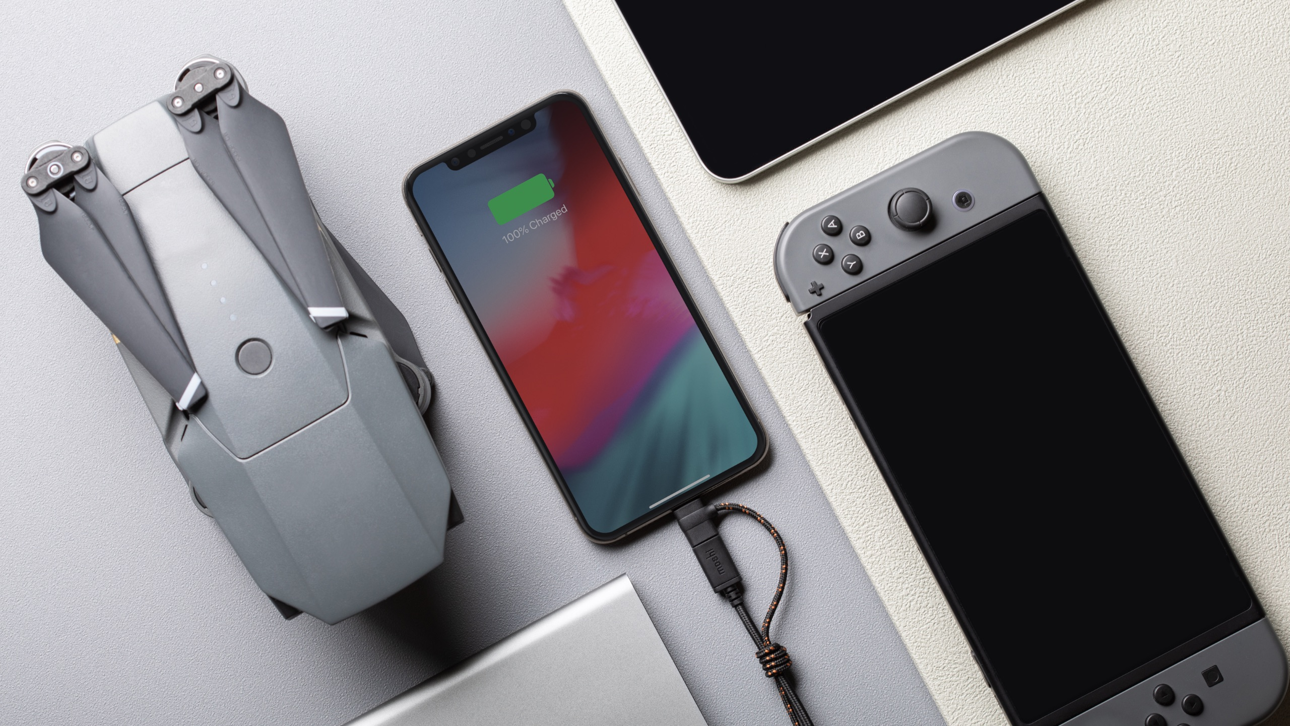 3-in-1 Universal Charging Cable-image