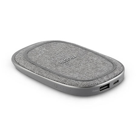 View larger image of: Porto Q 5K Portable Battery with Built-in Wireless Charger-3-thumbnail