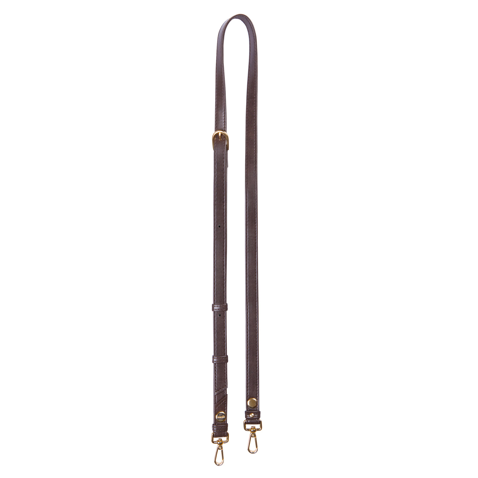 Vegan Leather Shoulder Strap-image