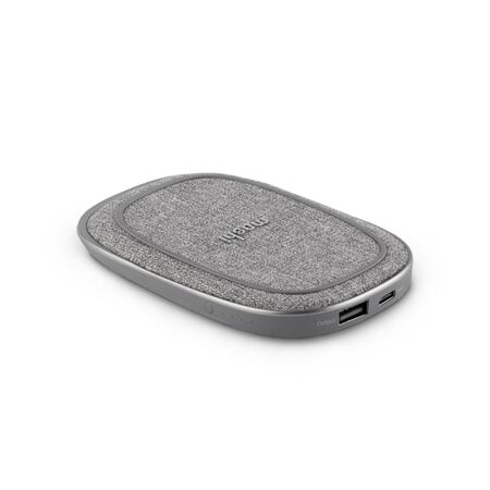 View larger image of: Porto Q 5K Portable Battery with Built-in Wireless Charger-2-thumbnail