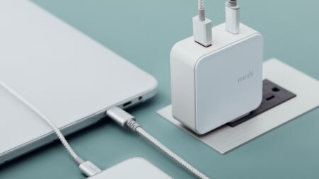 View larger image of: ProGeo USB-C Wall Charger (42 W)-4-thumbnail