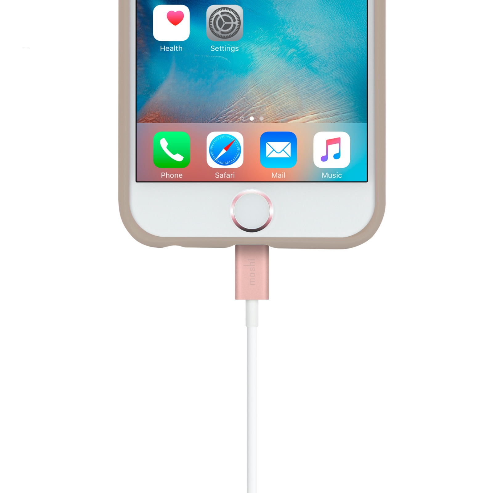 USB-A to Lightning Cable 3.3 ft (1 m)-image