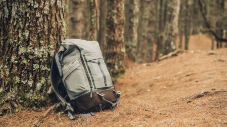 View larger image of: Captus Rolltop Backpack-5-thumbnail