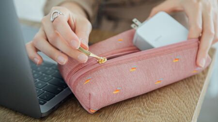 View larger image of: Pluma Pouch-4-thumbnail