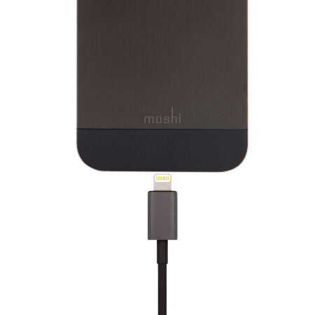 View larger image of: USB-A to Lightning Cable 3.3 ft (1 m)-2-thumbnail